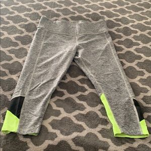 Victoria Secret Capri  Yoga pants by PINK